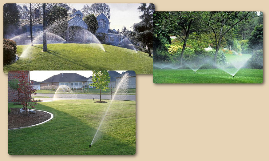Irrigation Examples