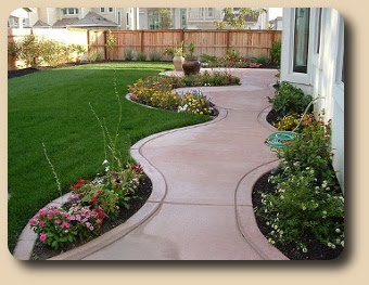 North carolina piedmont and foothills regional landscaping and maintenance services holbrook - Grass lawn types make the right choice ...